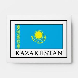 Kazajistán Sobres