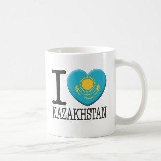 Kazajistán Taza Básica Blanca