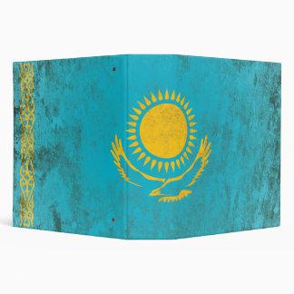 Kazakhstan 3 Ring Binder