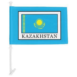 Kazakhstan Car Flag