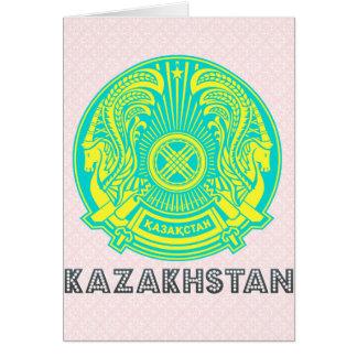 Kazakhstan Coat of Arms Cards