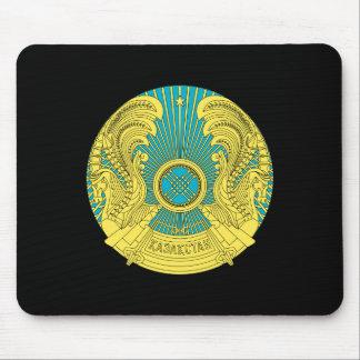 Kazakhstan Coat of Arms Mouse Pad