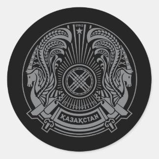 Kazakhstan Coat of Arms Sticker