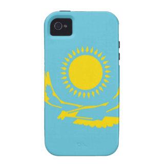 Kazakhstan Flag iPhone 4 Cover