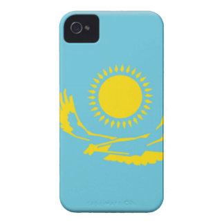 Kazakhstan Flag iPhone 4 Cases