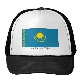 Kazakhstan flag  hat