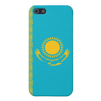 Kazakhstan Flag iPhone Case For iPhone SE/5/5s