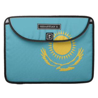 Kazakhstan Flag MacBook Pro Sleeve