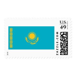 Kazakhstan Flag Postage Stamps
