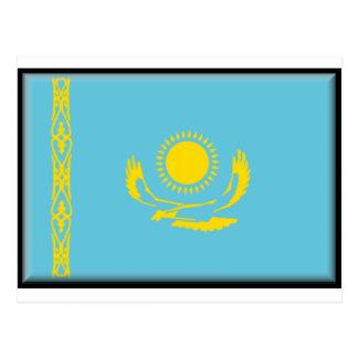 Kazakhstan Flag Post Cards