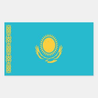 Kazakhstan Flag Sticker