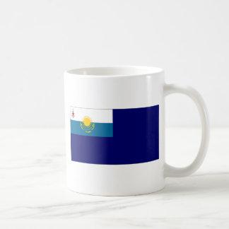 Kazakhstan Government Ensign Coffee Mug
