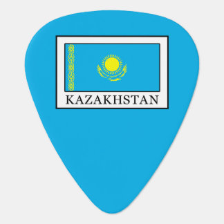 Kazakhstan Guitar Pick