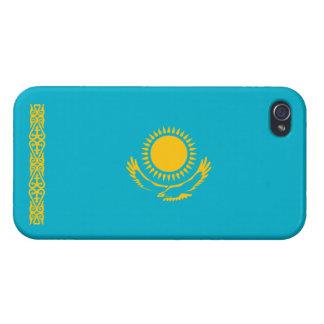 Kazakhstan – Kazakh Flag Case For iPhone 4