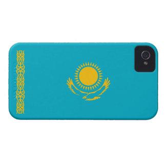 Kazakhstan – Kazakh Flag iPhone 4 Covers