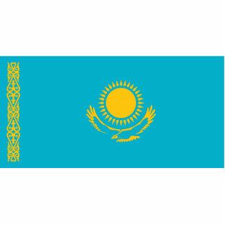 Kazakhstan – Kazakh Flag Photo Cutout
