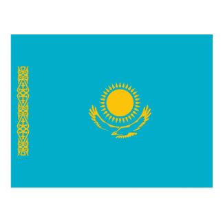 Kazakhstan – Kazakh Flag Postcard