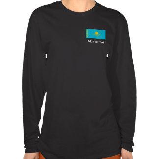 Kazakhstan – Kazakh Flag Shirt