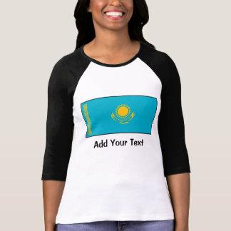 Kazakhstan – Kazakh Flag T Shirt