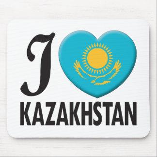 Kazakhstan Love Mouse Pad