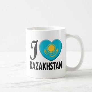 Kazakhstan Love Mug