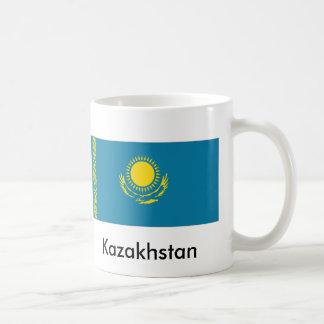 Kazakhstan Classic White Coffee Mug