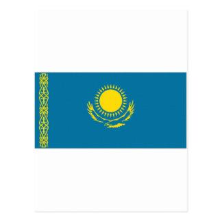 Kazakhstan National Flag Postcard