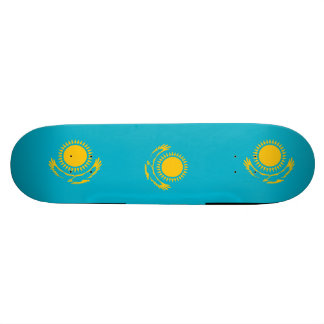 Kazakhstan Skateboard Deck