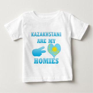 Kazakhstanis es mi Homies Camiseta