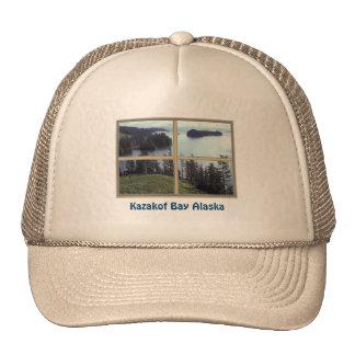 Kazakof Bay Alaska Mens Hat