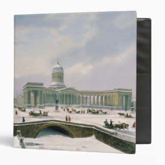 Kazan Cathedral, St. Petersburg Binder