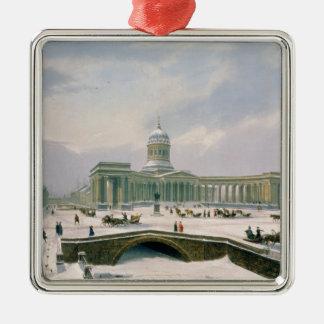 Kazan Cathedral, St. Petersburg Christmas Ornaments