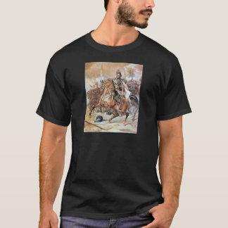 Kazimierz Pulaski at the Charge T-Shirt