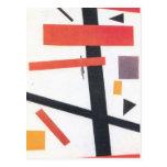 Kazimir Malevich Art Post Cards