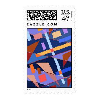Kazimir Malevich Art Postage