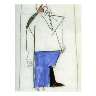 Kazimir Malevich- Old Timer Post Cards