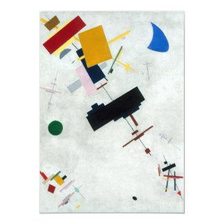 Kazimir Malevich - Suprematism Card