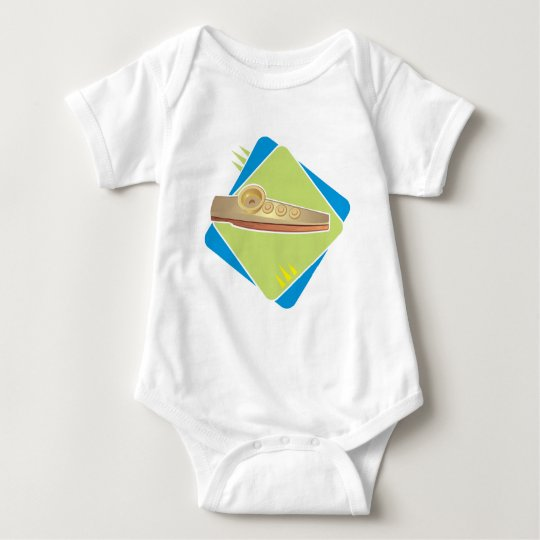 kazoo design baby bodysuit
