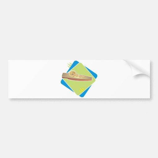 kazoo design bumper stickers