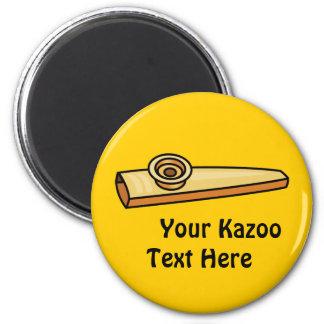 Kazoo Imán Redondo 5 Cm