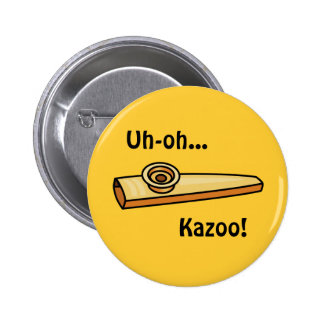 Kazoo Pins
