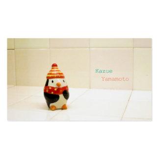 Kazue Yamamoto Business Card
