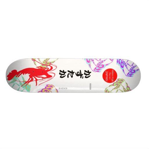 Kazutaka Skate Board Deck