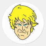 Kazz's Face Sticker