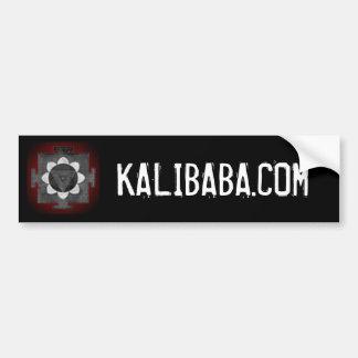 KB Bumper Sticker
