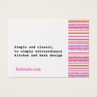 KB Details Business Card