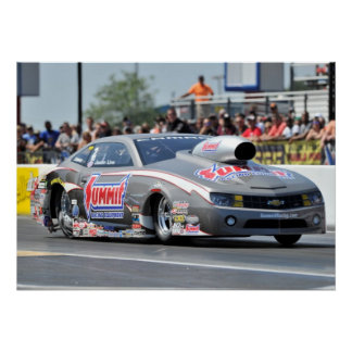 KB Racing-Jason Line Camaro Print