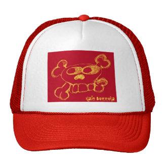 KB Skull r&y Trucker Hat