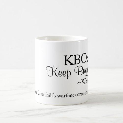 KBO Mug