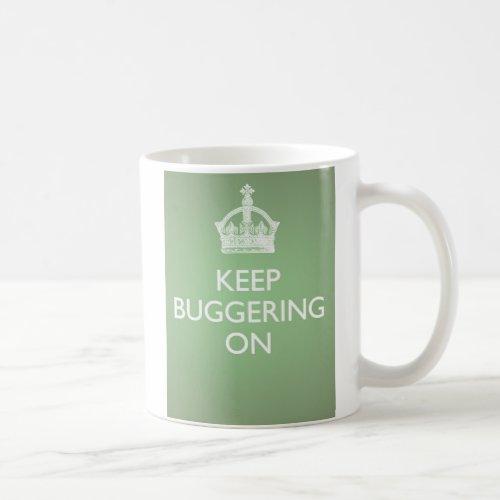 KBO Mug _ Cucumber Green